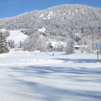 Skigebiet Kössen
